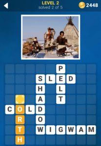 120 Photo Crosswords Level 2 Answers