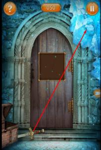 Как пройти 34 уровень 100 дверей невероятный мир
